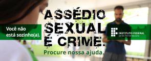 Orientações sobre Assédio Sexual